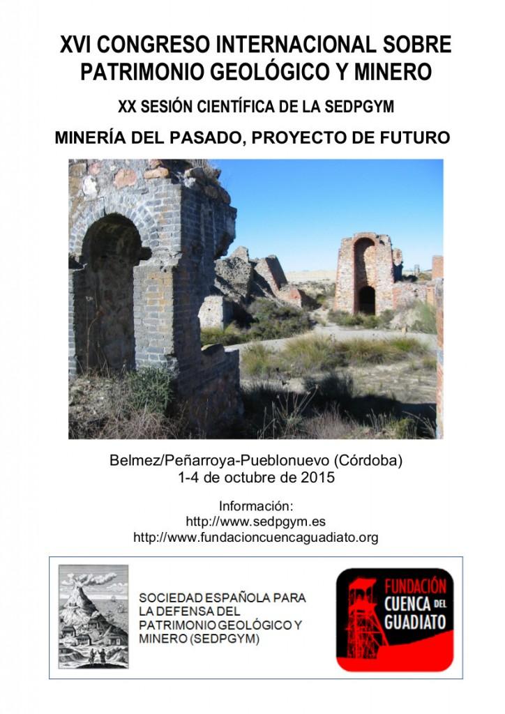 CARTEL CONGRESO SEDPGYM 1-4.10.2015