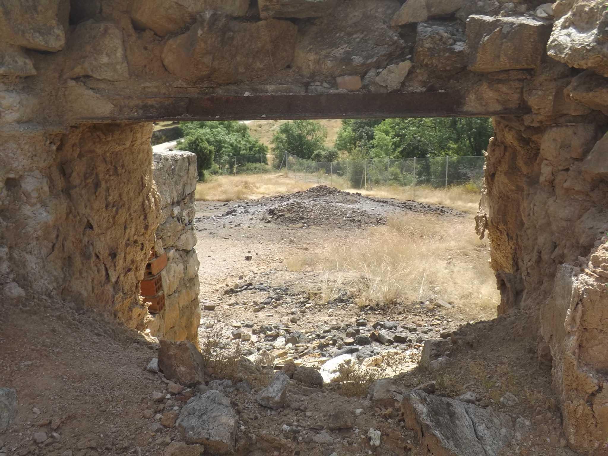 Residuos de arsénico: La herencia de Hitler en las minas de wolframio de Madrid. Pedro Pozas. Proyecto Gran Simio