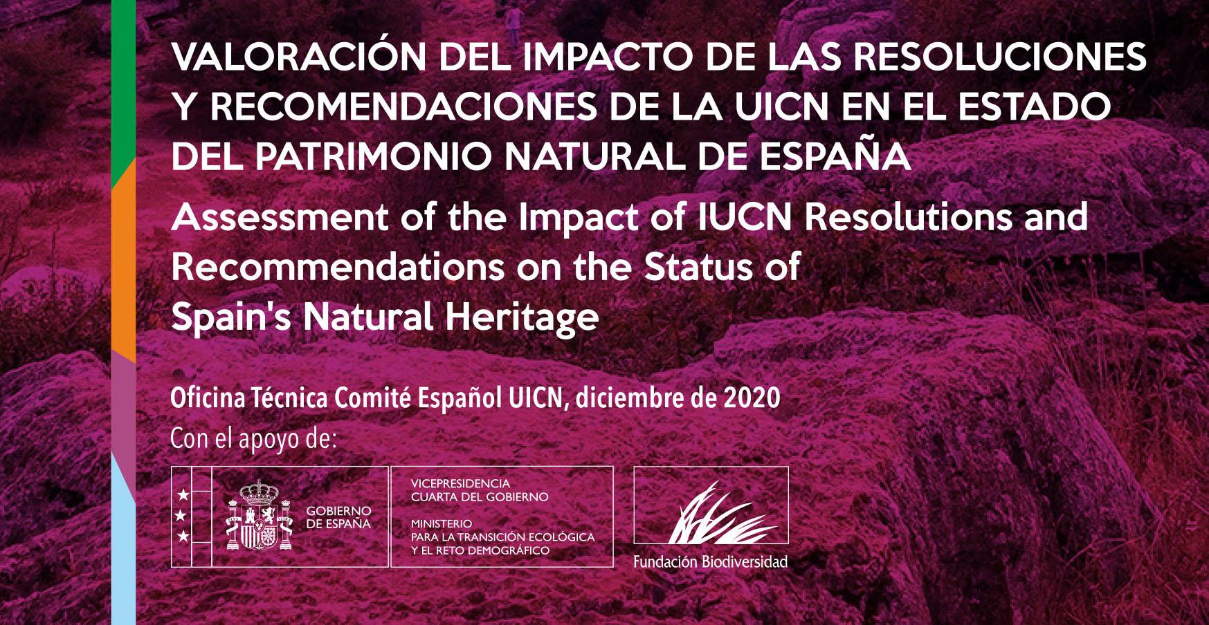 Publicado el Informe Técnico Resoluciones y Recomendaciones